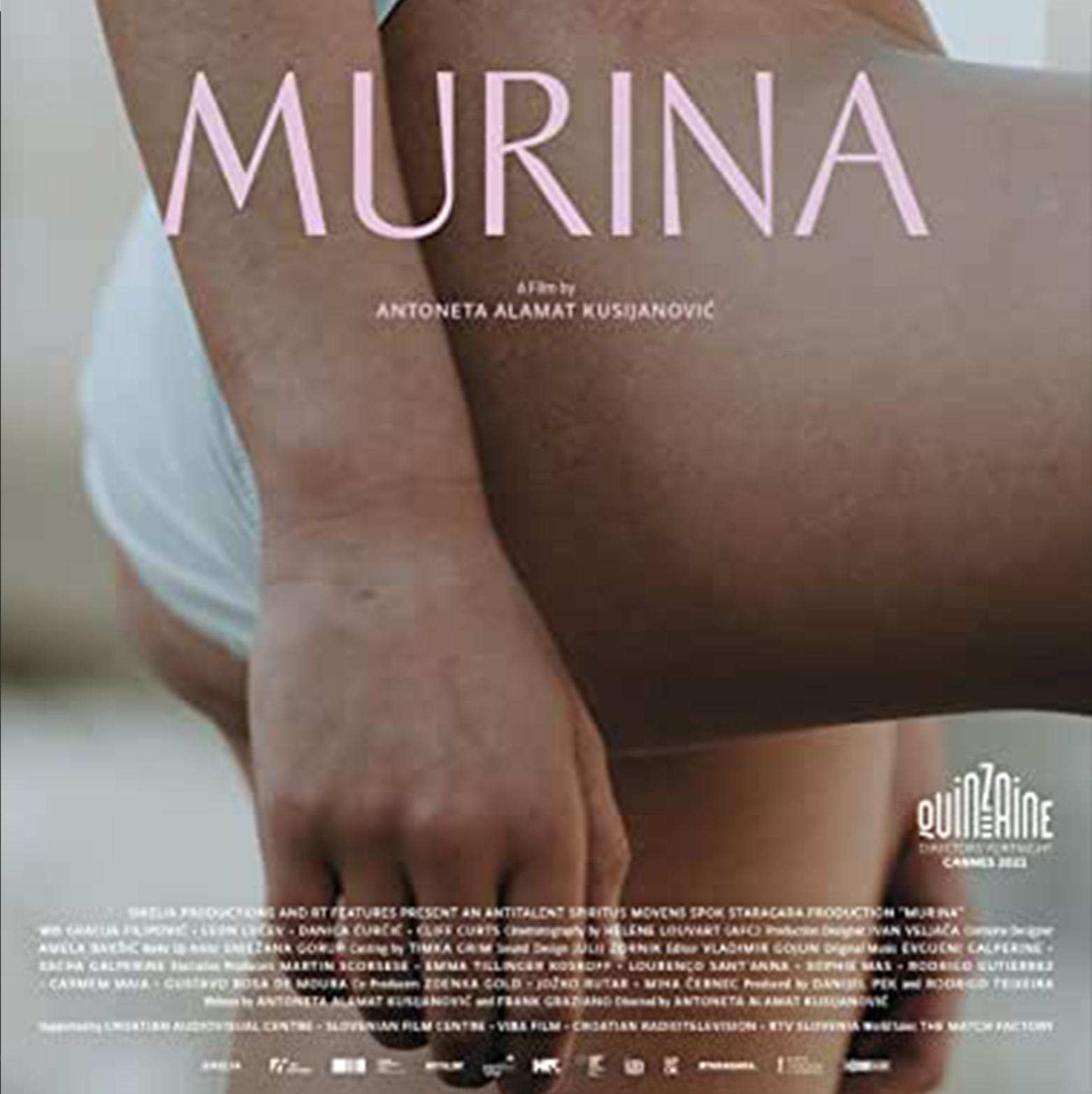 "Croatian film ""Murina"" with Leon Lučev, received the prestigious Camera d'Or prize"
